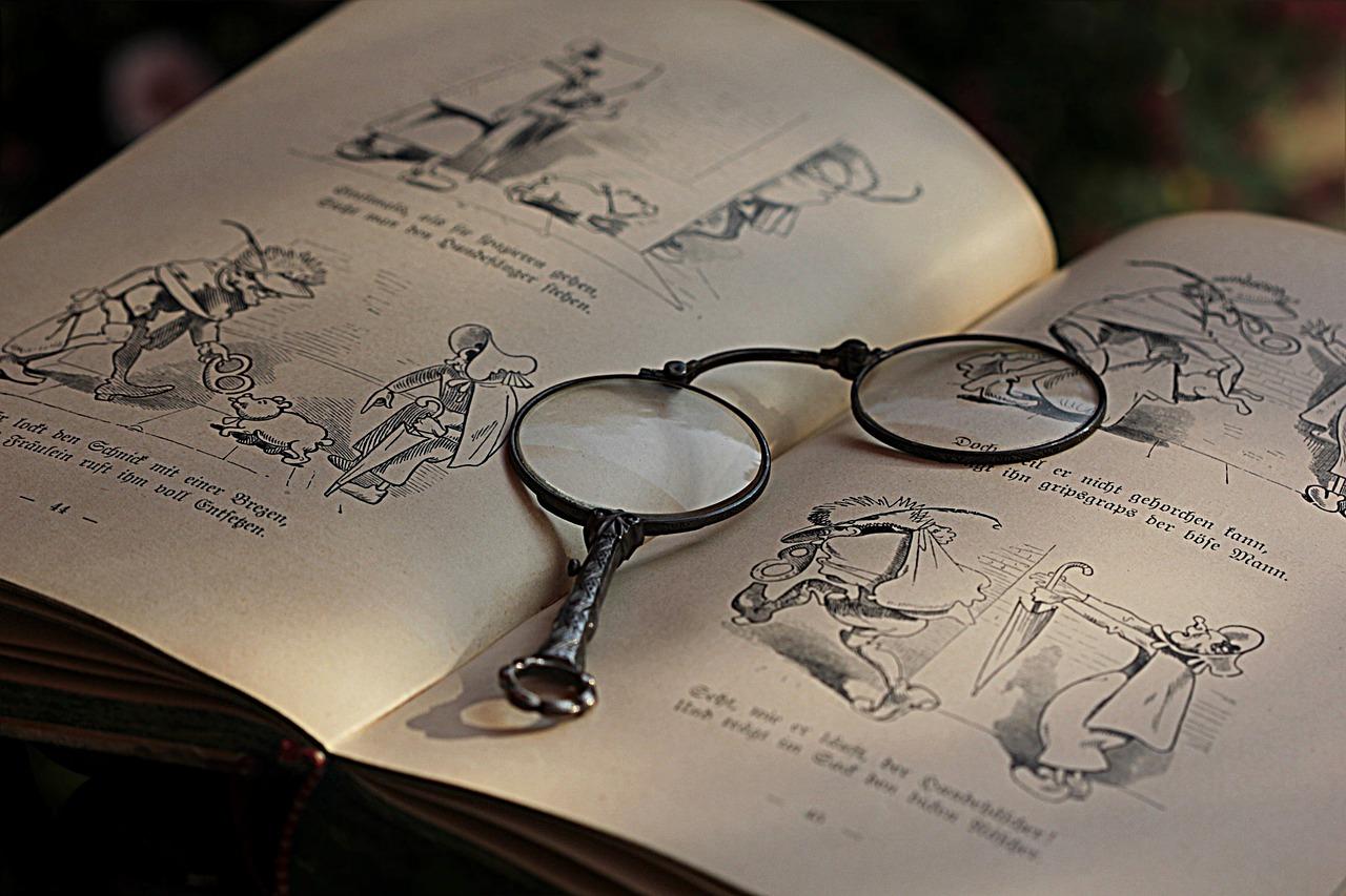 虫眼鏡 拡大鏡