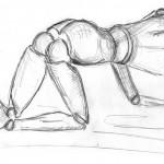 膝内側側副靭帯(MCL)損傷|脛骨付着部の引き抜き損傷の特徴・診察