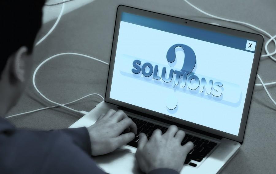 質問 問題 解決 パソコン