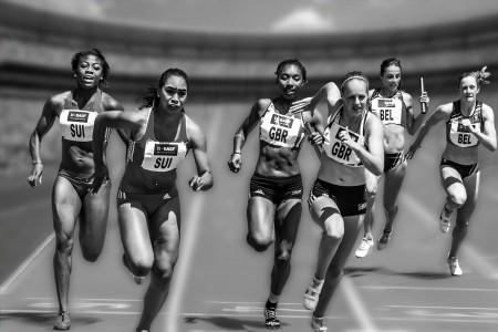 陸上競技とスポーツ傷害|競技特性と種目ごとに起こりやすい傷害とは