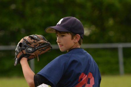 野球とスポーツ傷害|傷害マップと代表的なスポーツ傷害